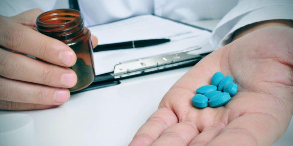 Viagra может стать лекарством от рака