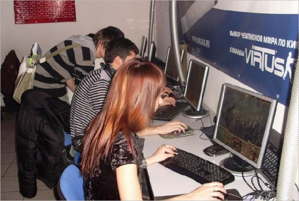 Зарождение киберспорта в России. Старые герои, в новой организации Apei Gaming (Часть 3)