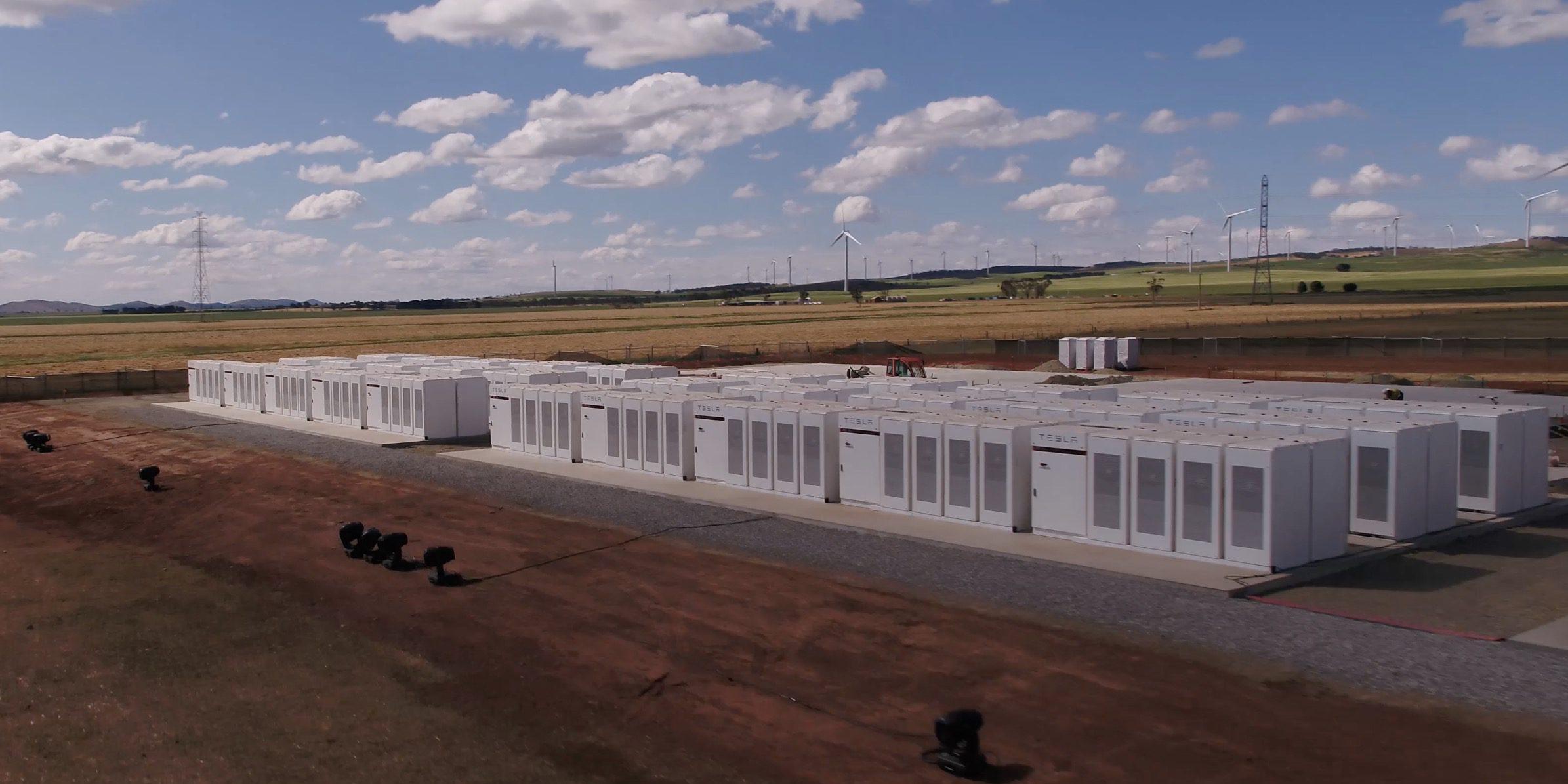 Аккумуляторная станция от Tesla сэкономила Австралии уже $30 млн