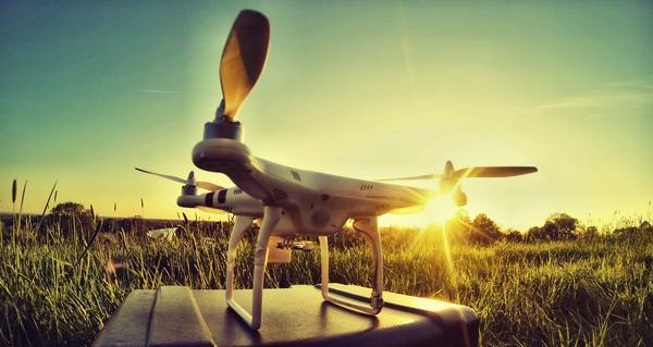 Крупнейшие производители мультикоптеров добавляют поддержку запрещённых для полётов территорий