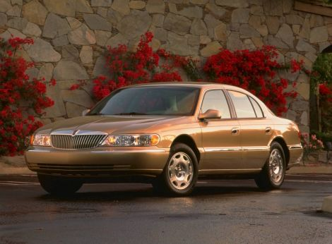 Lincoln Continental Стива Баллмера