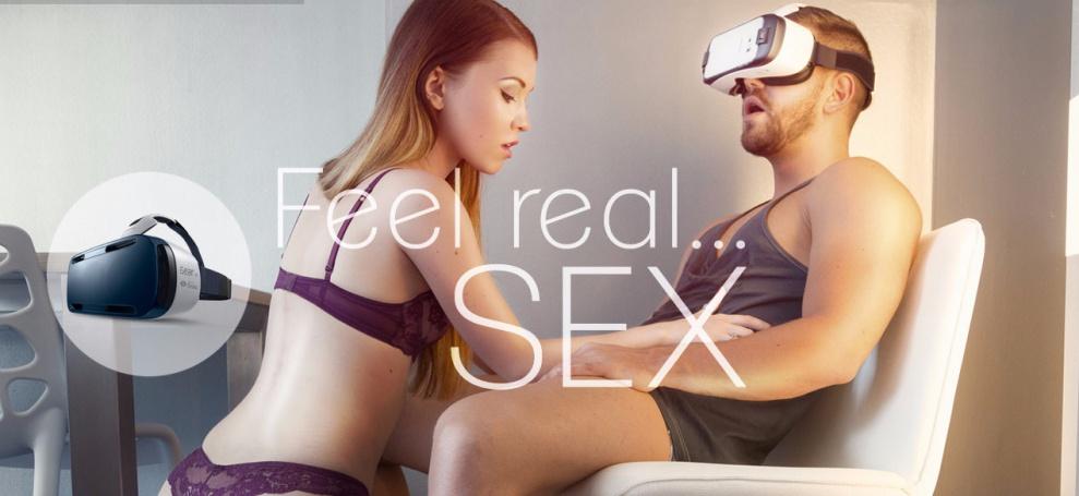 Секс с виртуальной девушкой видео