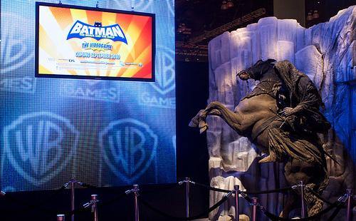 WB Games mount