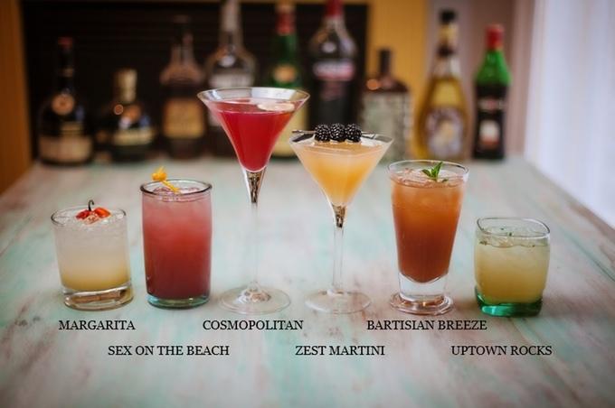 Bartesian: получаем любой коктейль из капсулы