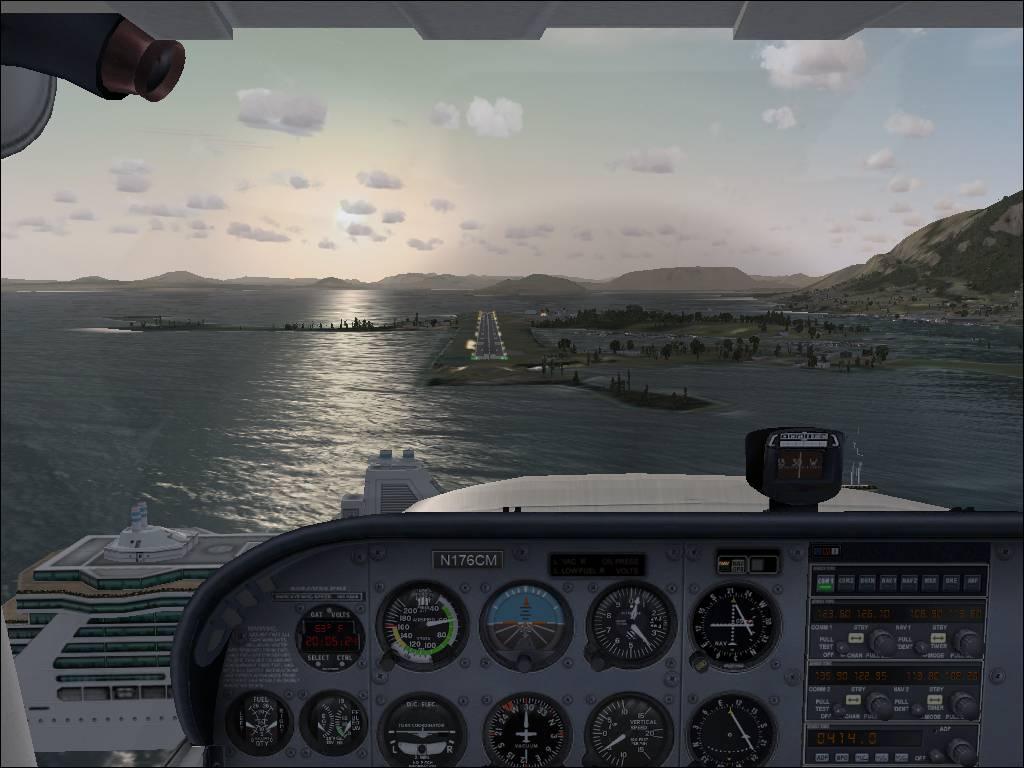 Скачать Симулятор Самолета 2004 - фото 5