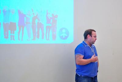 Денис Терехов на SocialCamp