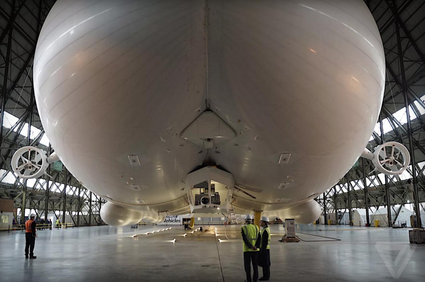 Создан самый большой в мире самолет