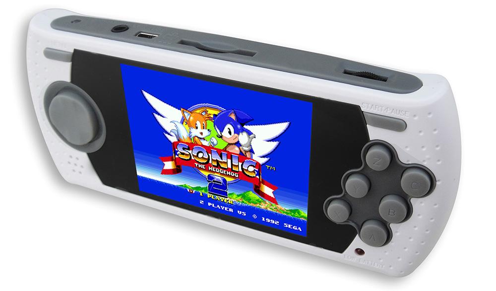 Sega выпускает две новые версии своей ретро-консоли Mega Drive