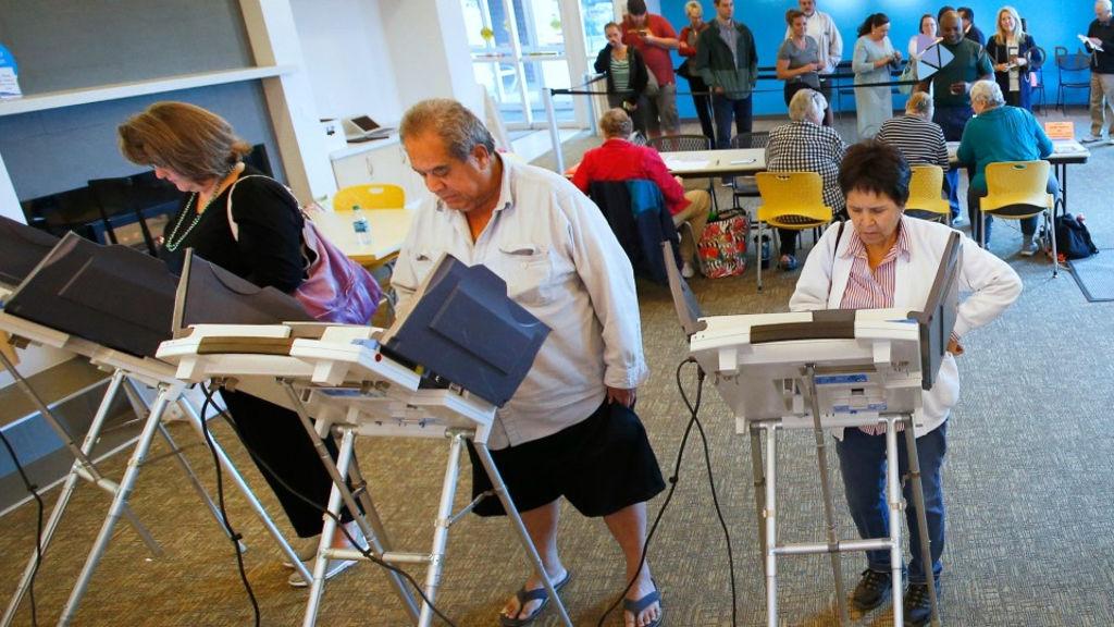 На DEF CON американские терминалы для голосования взломали за 90 минут