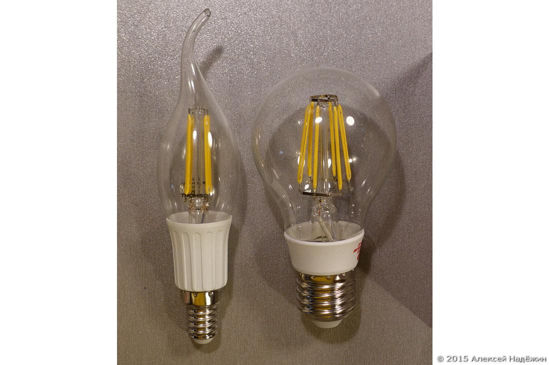 схема набора светодиодных лампочек