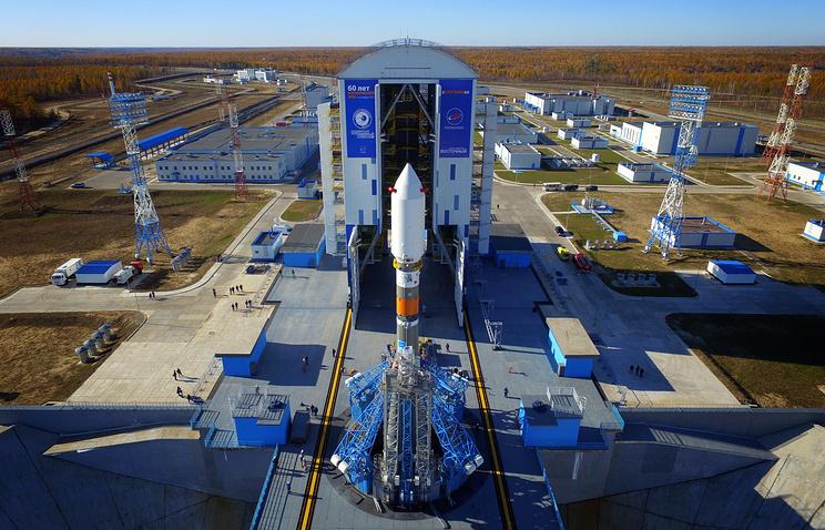 Специалисты «Роскосмоса» программировали пуск упавшего «Союза» с Байконура, а не Восточного