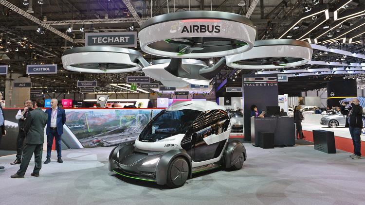airbus italdesign pop up geektimes. Black Bedroom Furniture Sets. Home Design Ideas