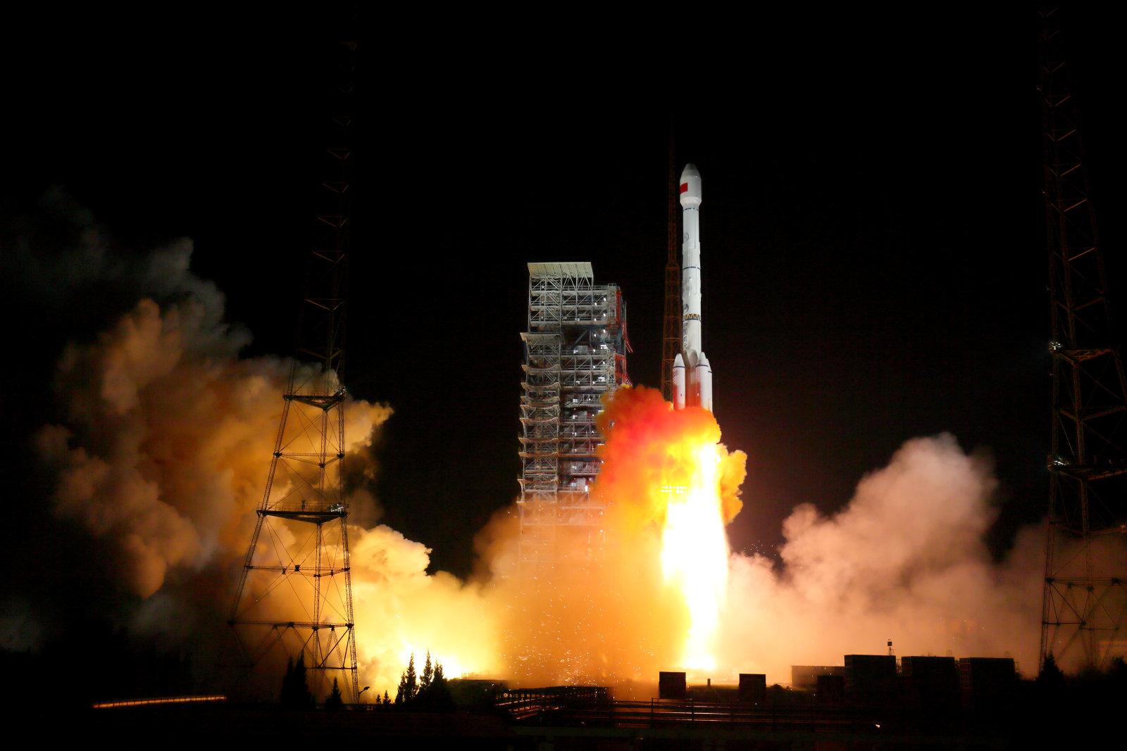 Китай планирует создать космический челнок с ядерным двигателем к 2040 году