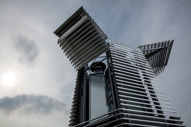 Проект Smog Free Tower превратит пекинский смог в ювелирные украшения