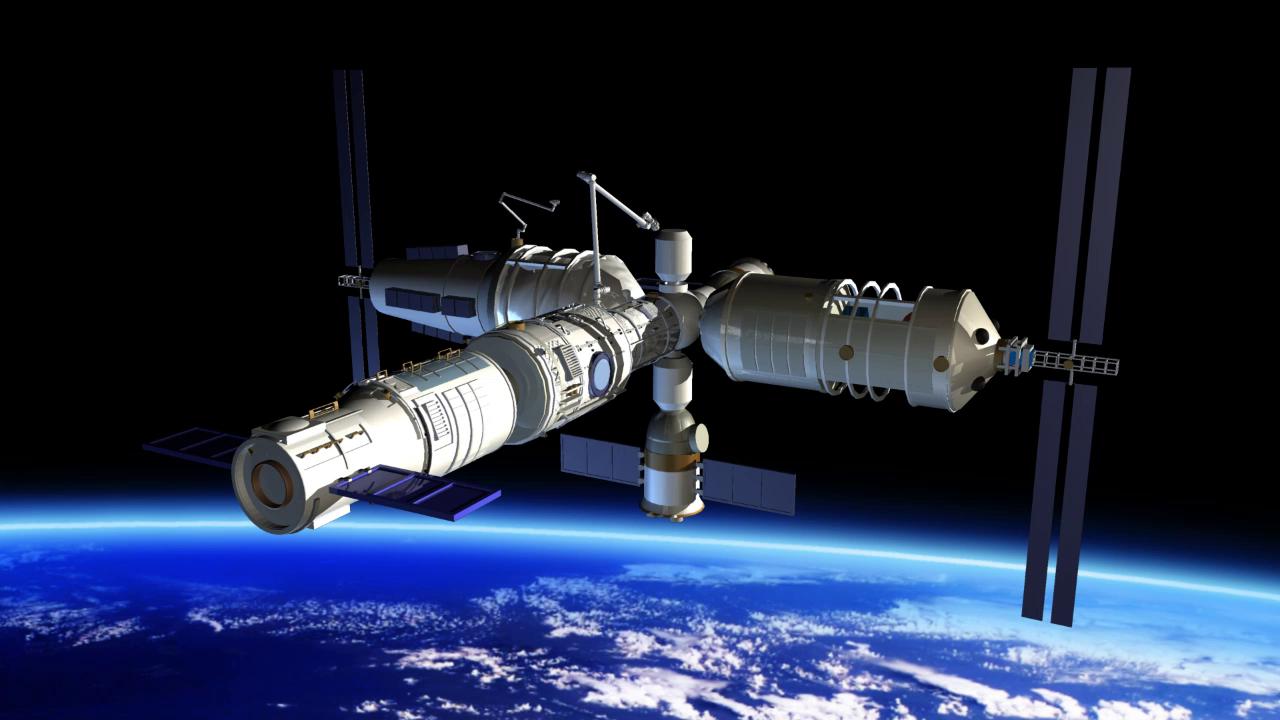 На орбите испытали «невозможный двигатель», нарушающий законы физики