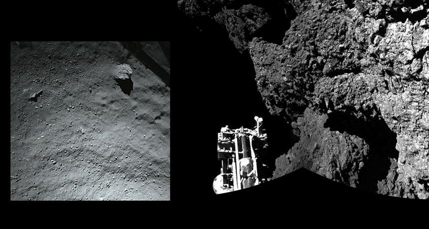 Миссия Rosetta: конец близок
