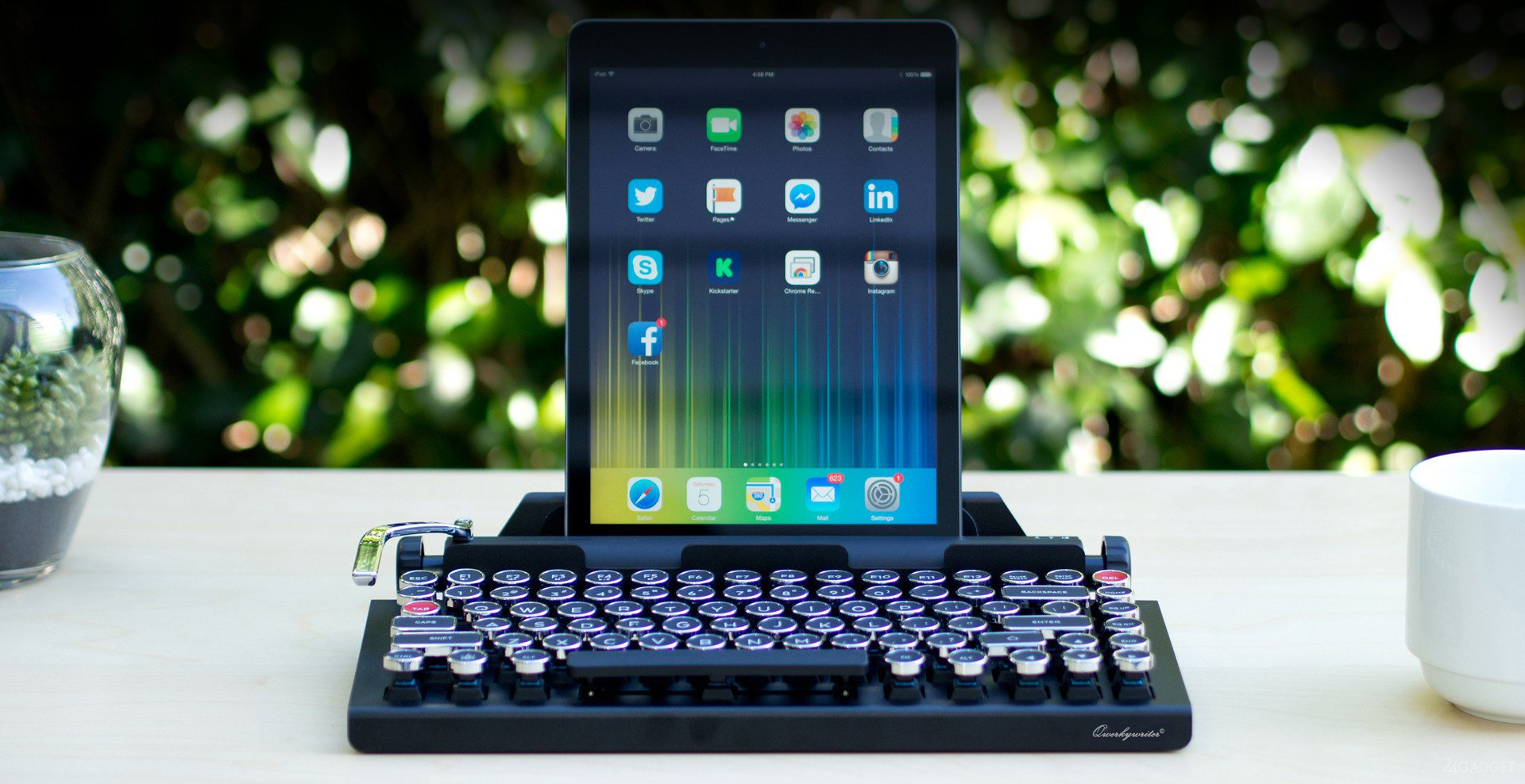Вводимый с ряда моделей беспроводных клавиатур текст научились перехватывать с расстояния в 75 метров
