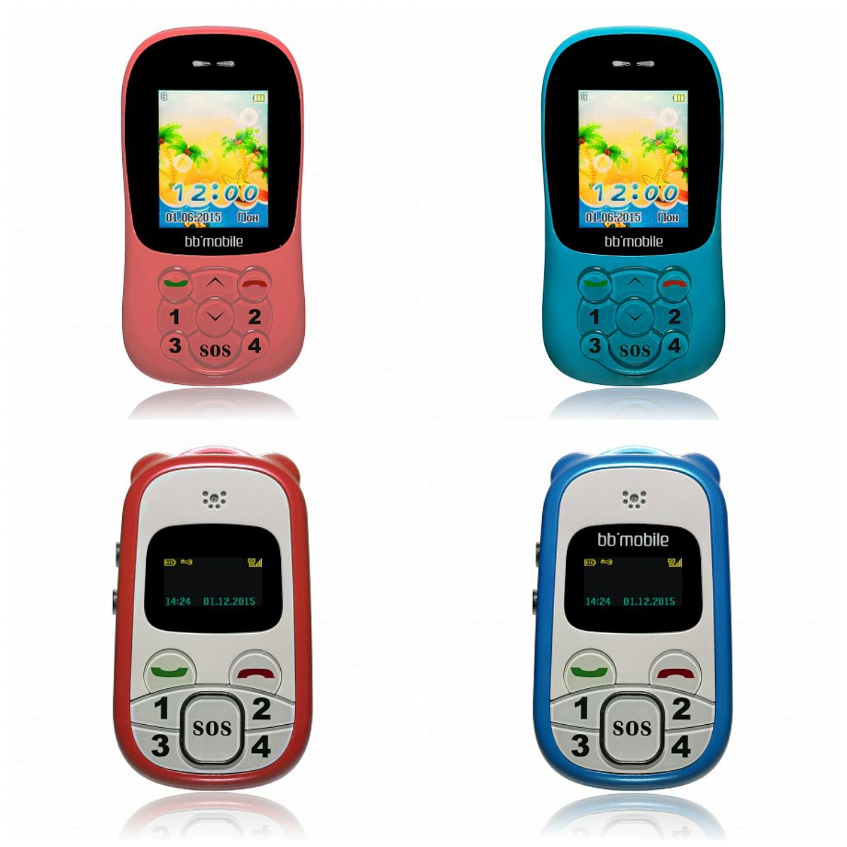 Телефон для ребенка простой