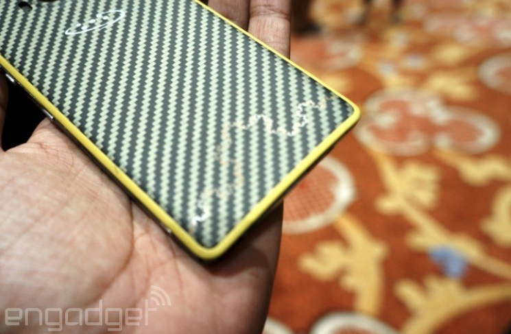 CES2015: Saygus анонсировала смартфон с 320 Гб памяти