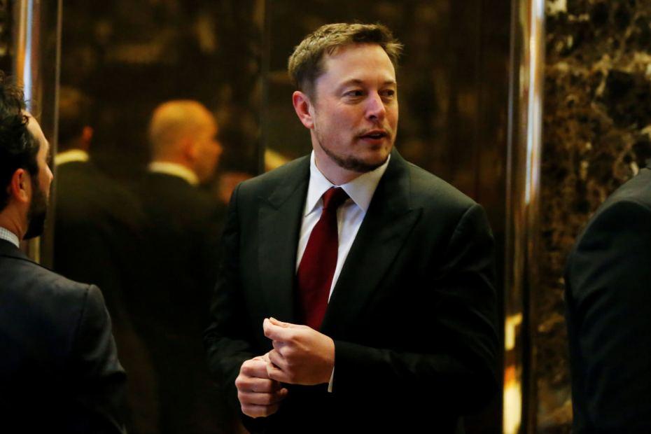 Илон Маск хочет создать собственный Hyperloop