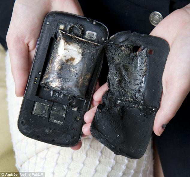 Почему телефон портит фотографии