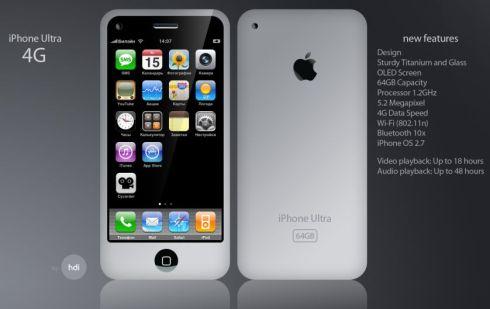 [iPhone 4G]