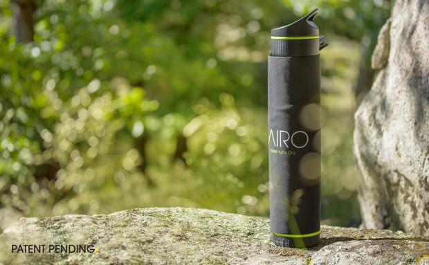 Бутылка, конденсирующая воду из воздуха, вскоре поступит в продажу