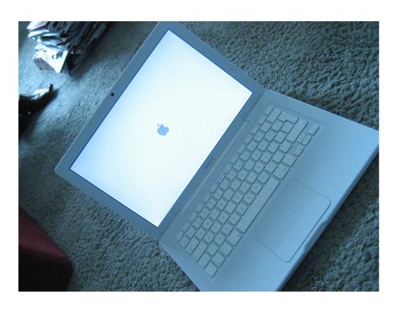 MacBook Stuck on StartUp Screen