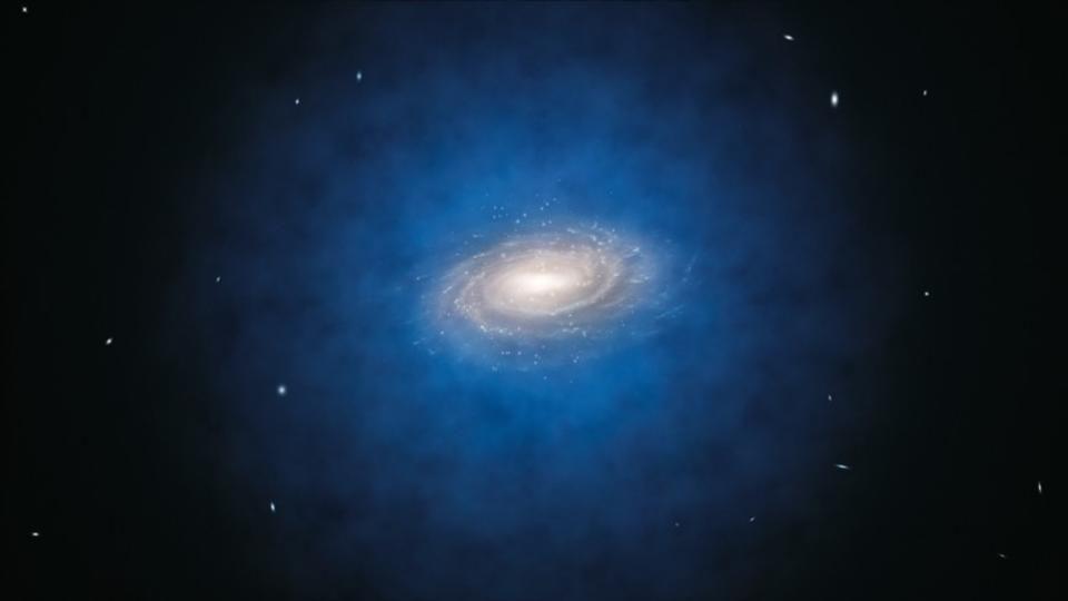 [Перевод] Спросите Итана: может ли тёмная материя состоять не из частиц?