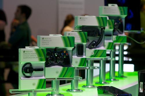 Xbox accessories