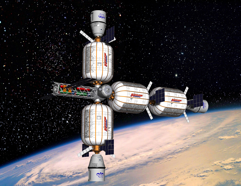 Bigelow Aerospace разрабатывает орбитальные станции, которые заменят МКС