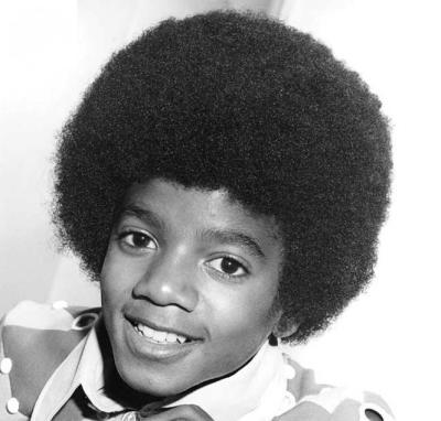 Michael Jackson was a boy, too