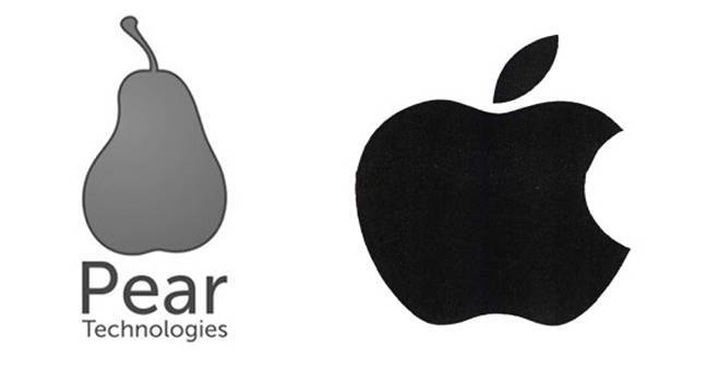 Apple не дала компании Pear Technologies зарегистрировать логотип с силуэтом груши