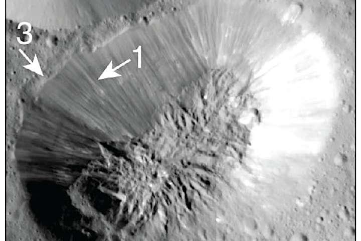 Подтверждено существование криовулканов на Церере
