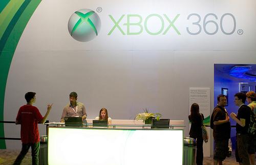 Xbox mount