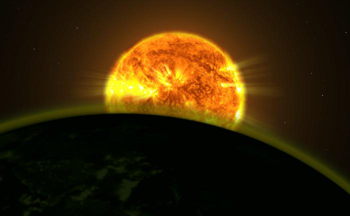 [Перевод] Использование подсвеченной атмосферы планет для поисков внеземной жизни