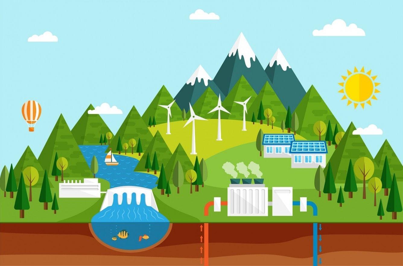 Альтернативная энергетика в Европе поставила несколько рекордов за последние пару недель