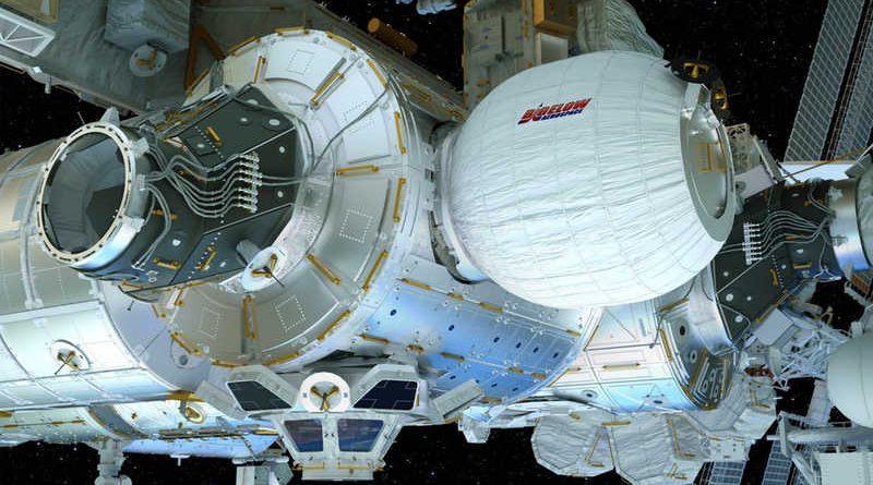Надувной модуль BEAM успешно развернут на МКС