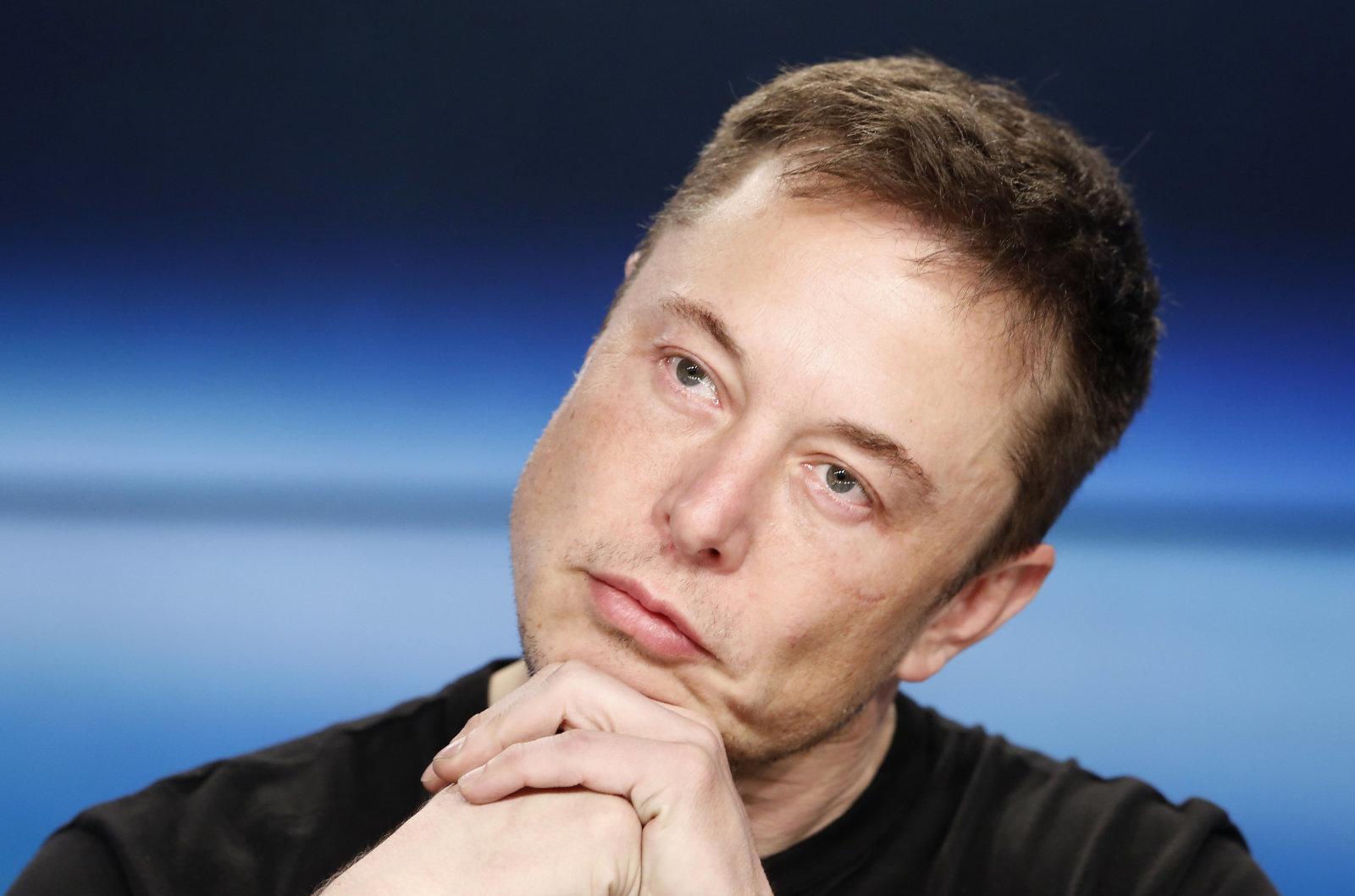Илон Маск собирается начать</a> <a href=