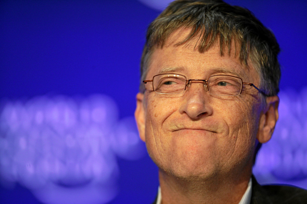 Билл Гейтс — самый богатый человек мира четвертый год подряд
