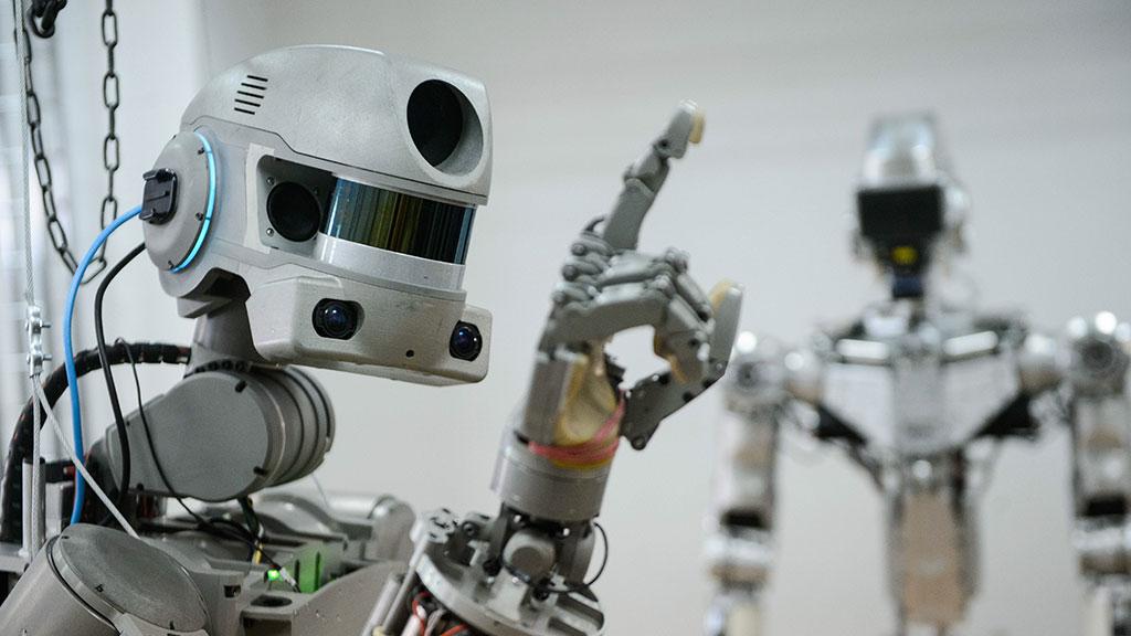 Робот-космонавт «Федор» станет постоянным участником испытаний пилотируемого корабля «Федерация»