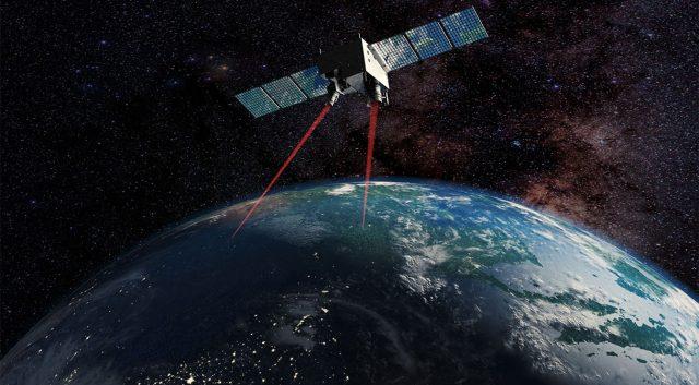 Китайцы впервые в мире телепортировали фотоны с Земли на орбиту (1400км)