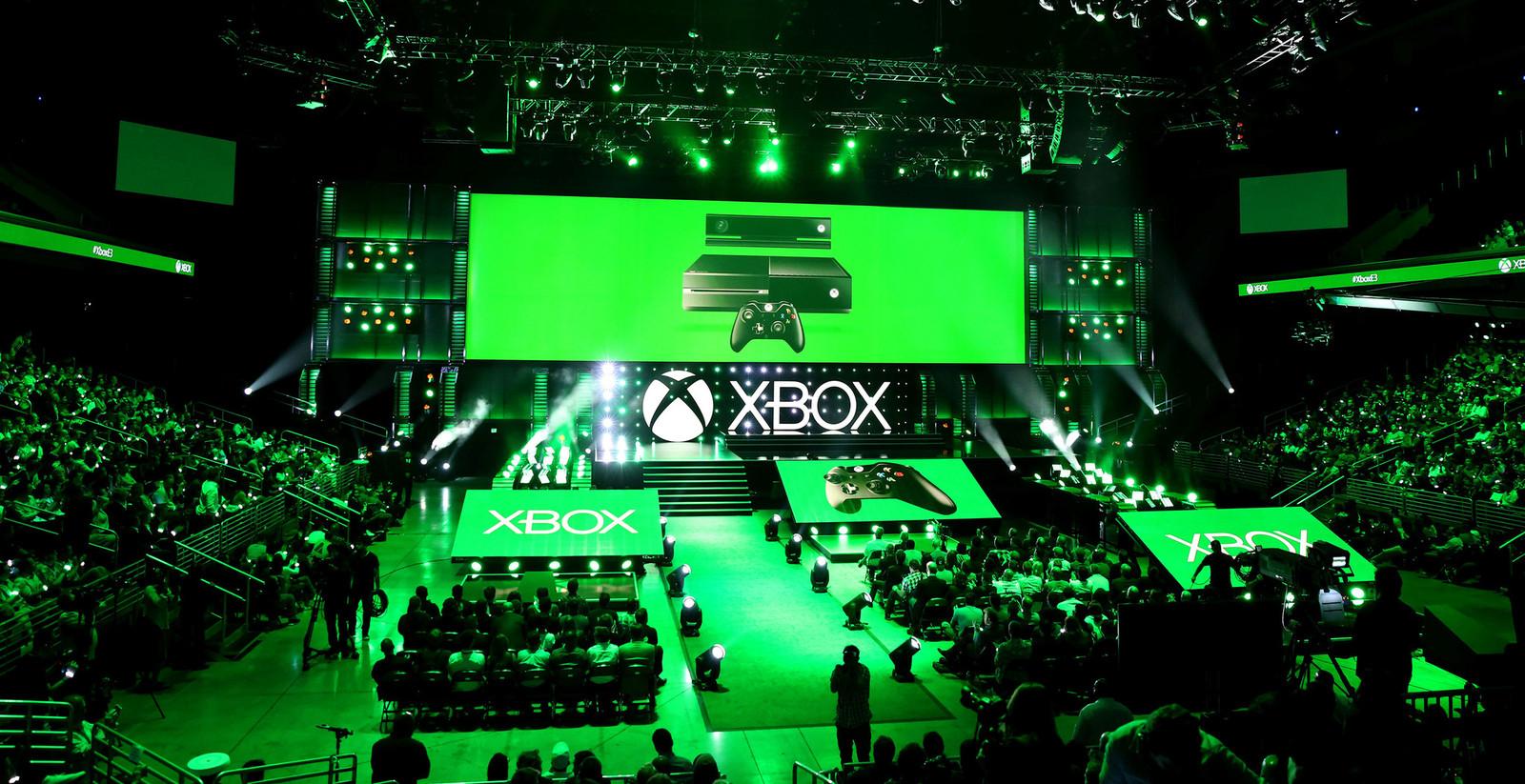 Итоги презентации Microsoft на выставке E3