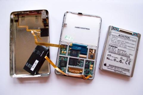 Краш-тест iPod'а