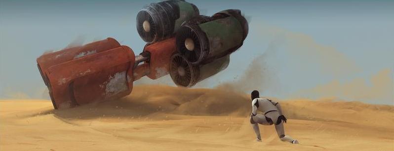 Режиссёр следующих «Звёздных войн» хочет снимать фильм на плёнку и в космосе
