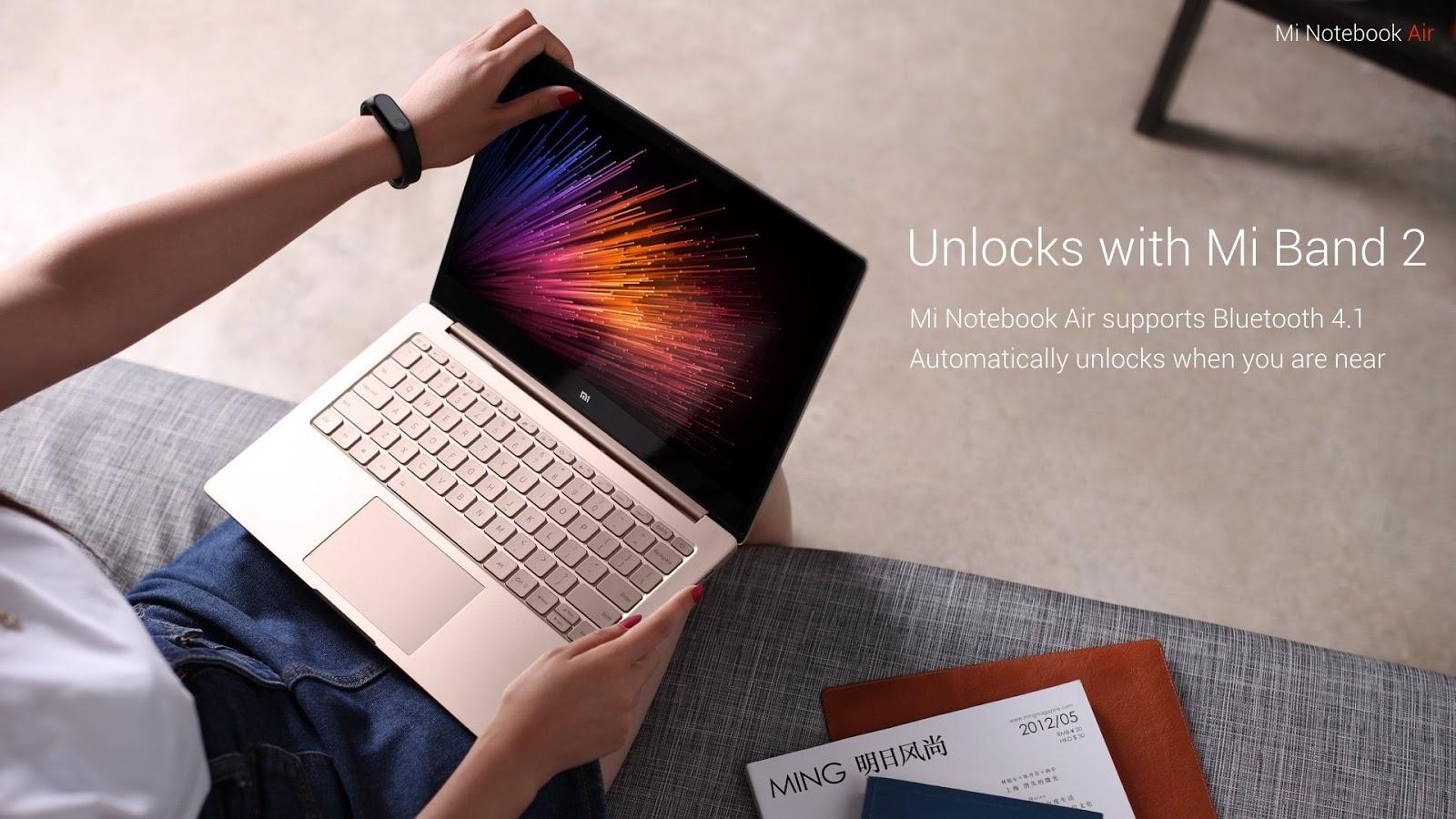 «Сами вы клоны!» или новые ультрабуки Mi Notebook Air от XIAOMI