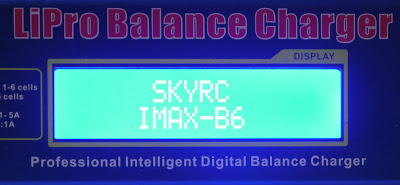 Imax B6 — the Universal zaryadochny combine
