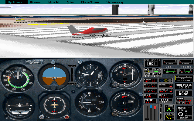 Microsoft Flight Simulator 5.1