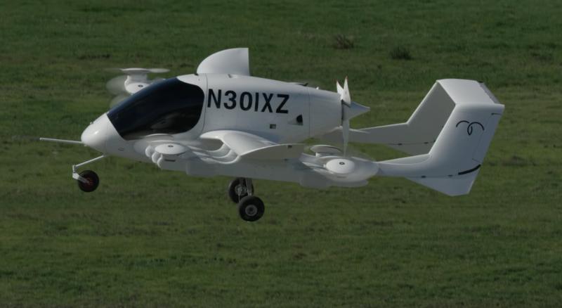 [recovery mode] Умные электрические роботакси с вертикальным взлетом и посадкой появились в Новой Зеландии