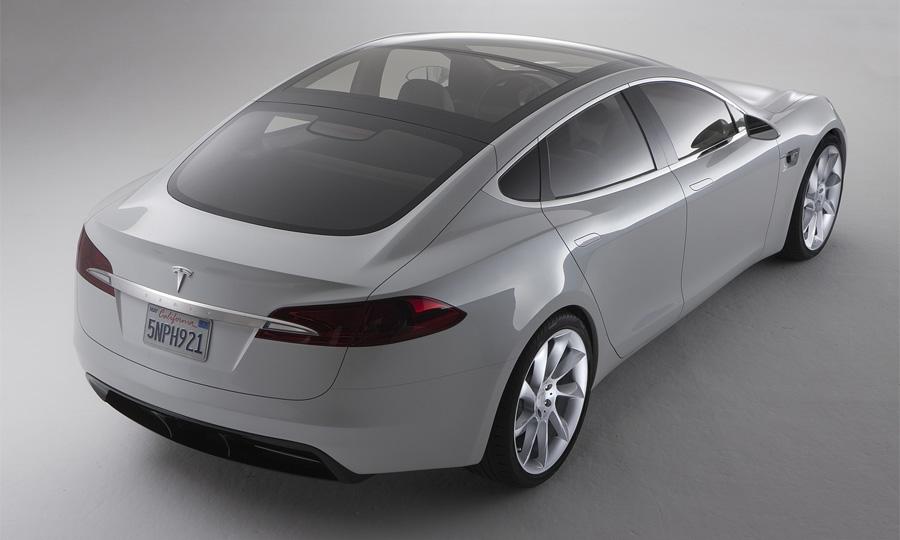 электроавтомобиль тесла цена